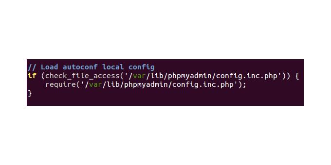 cambiar la paginacion de tablas en phpmyadmin